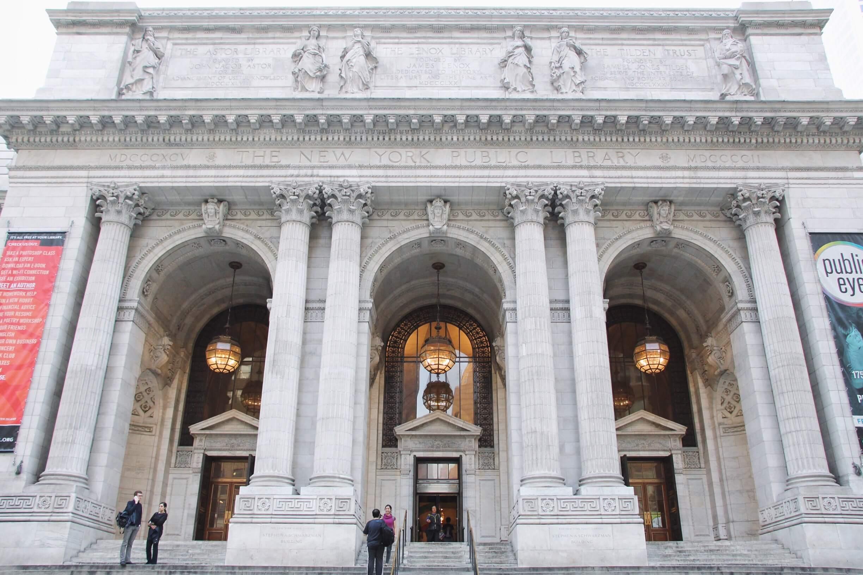 La NY Public Library