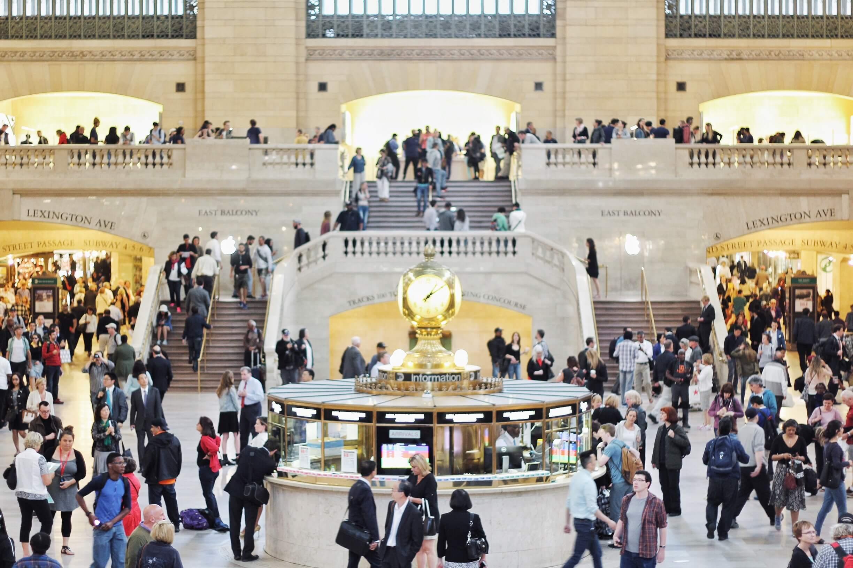La gare Gran Central