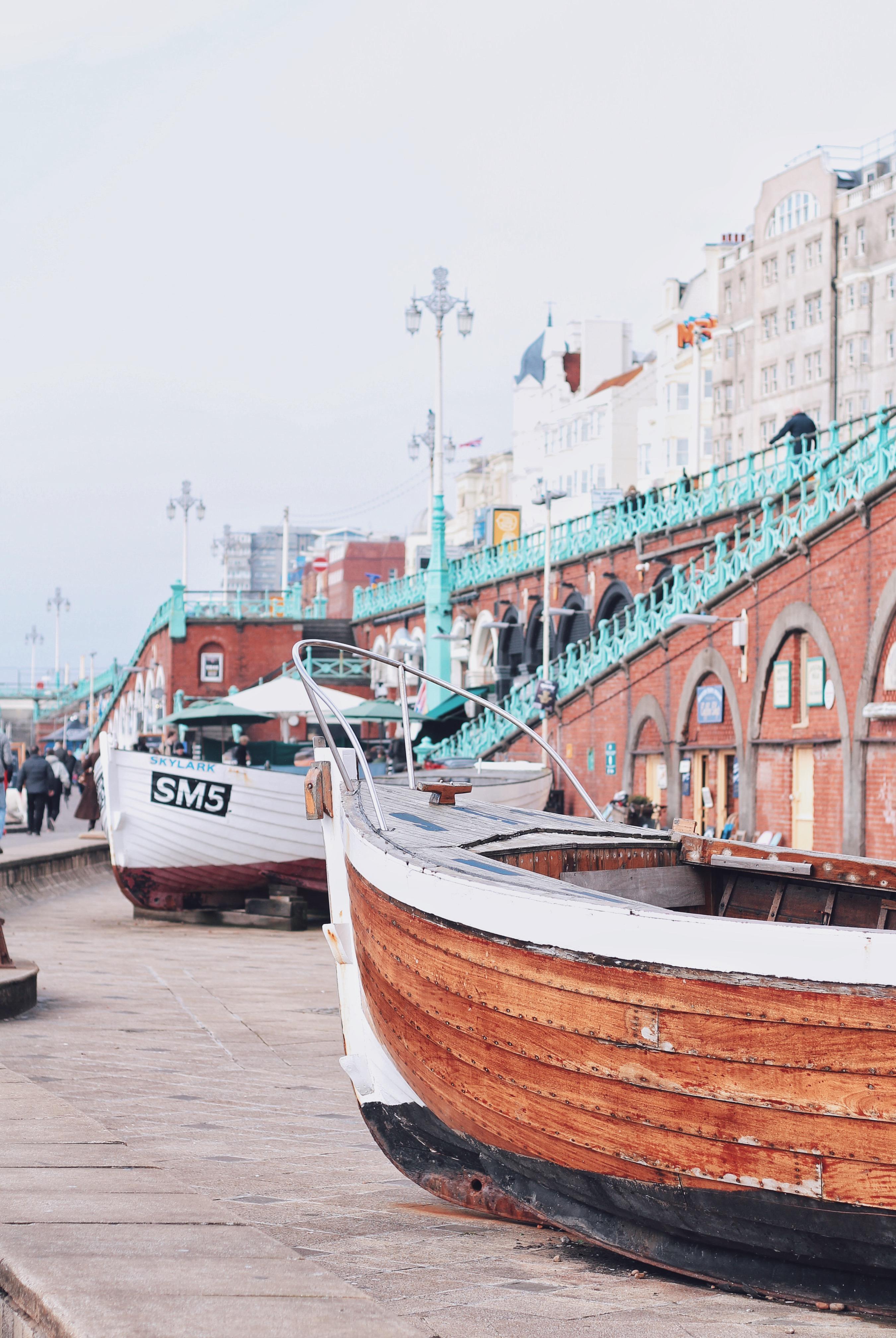 Bateaux - Brighton