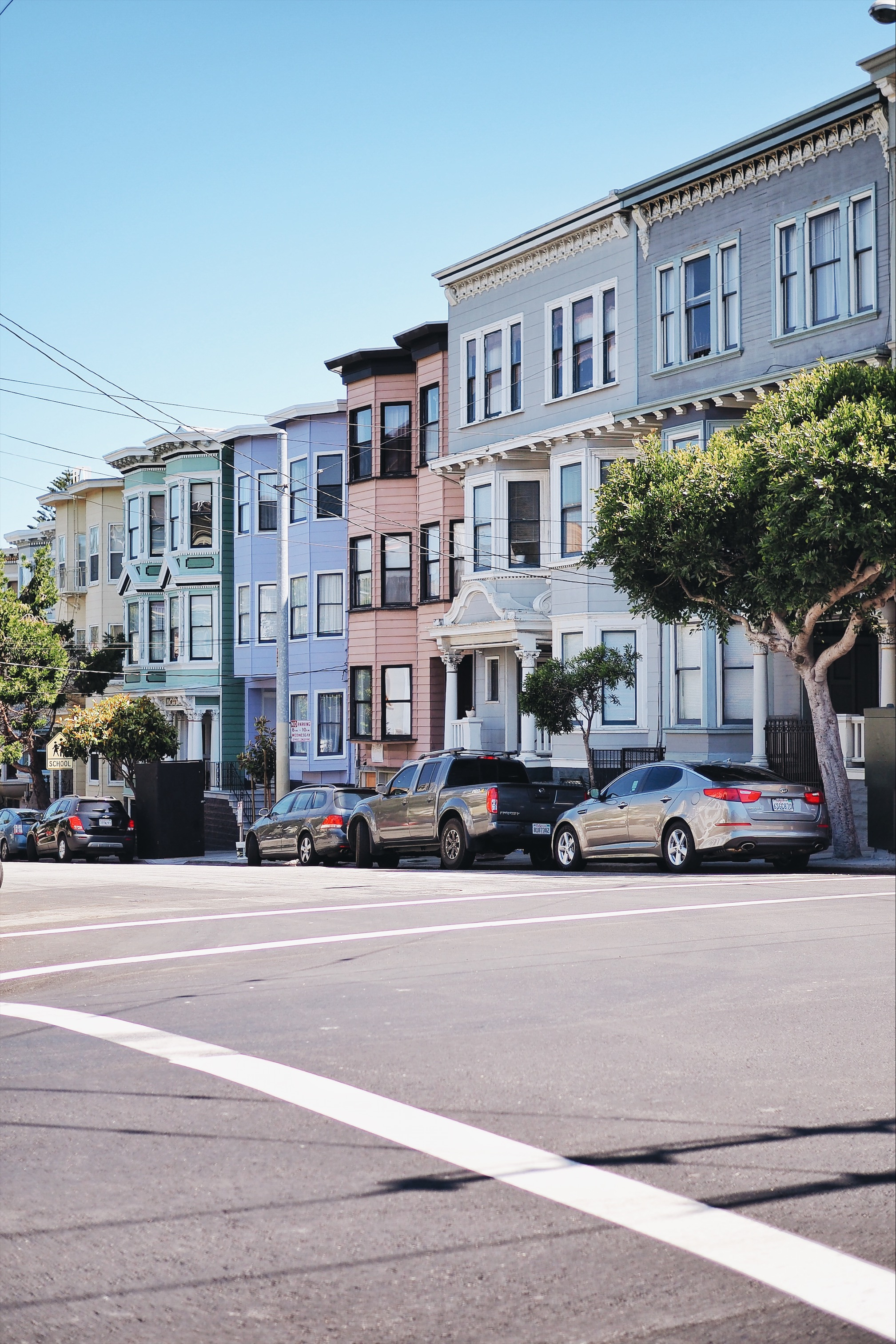 San Francisco, Haight Ashbury, Wild SF Tours