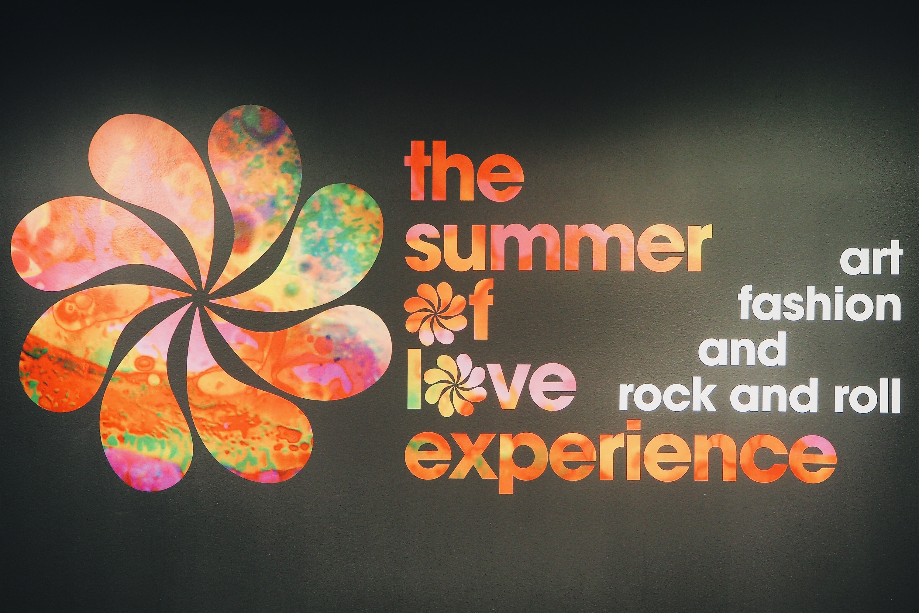 exposition The Summer of Love Experience