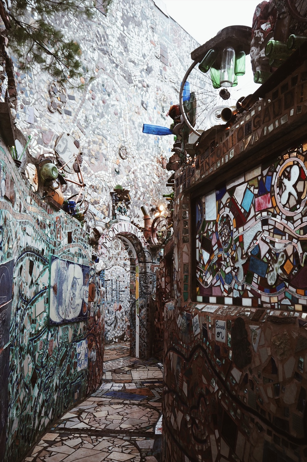 Philadelphie Magic Gardens