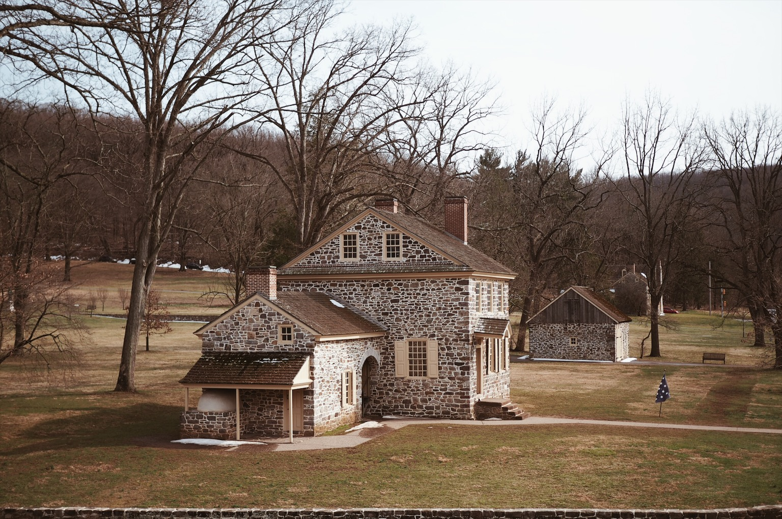 Philadelphie Valley Forge National Park