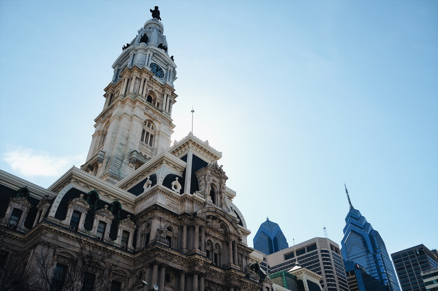 Philadelphie city hall