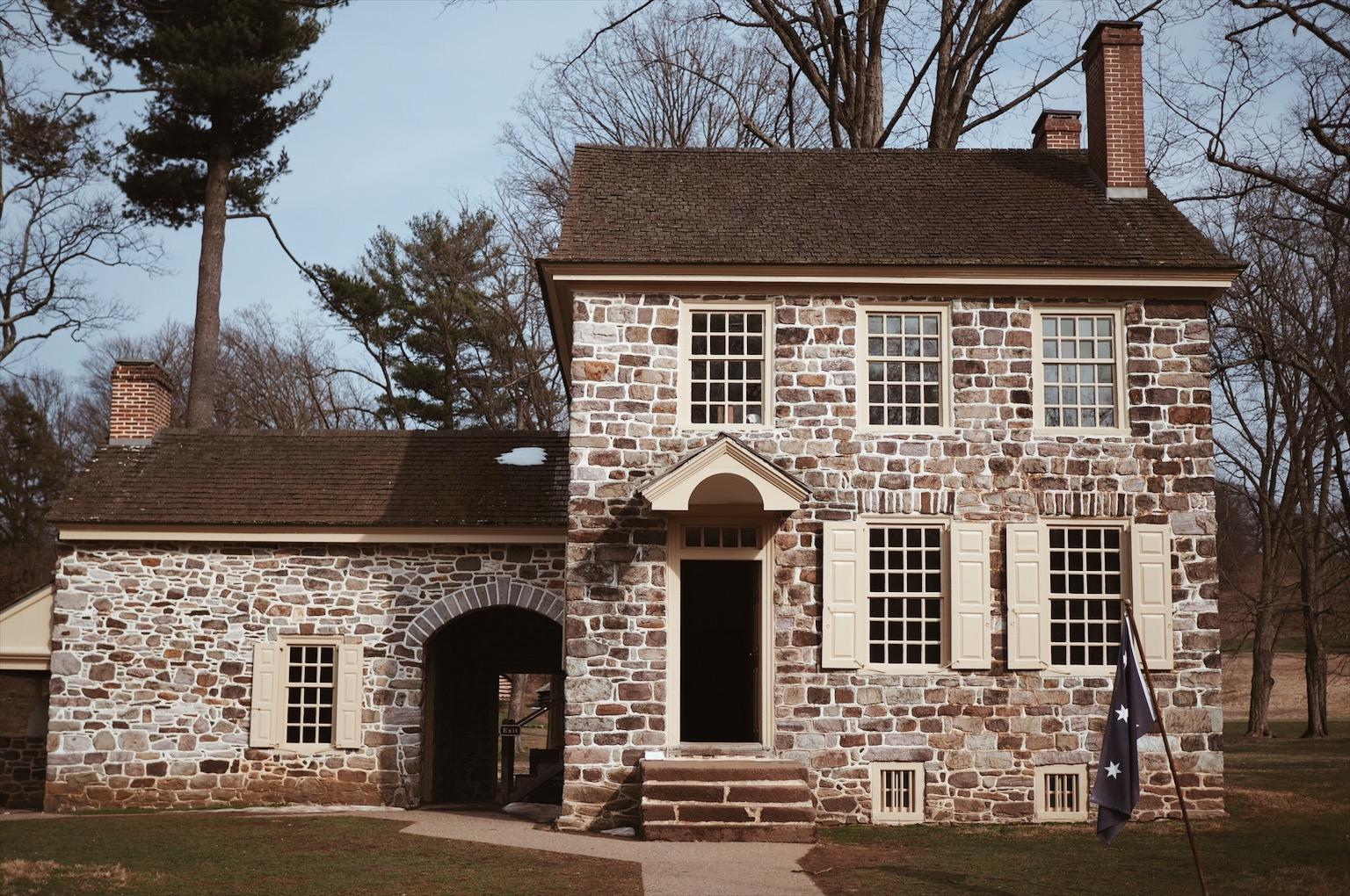 Philadelphie Valley Forge National Historical Park