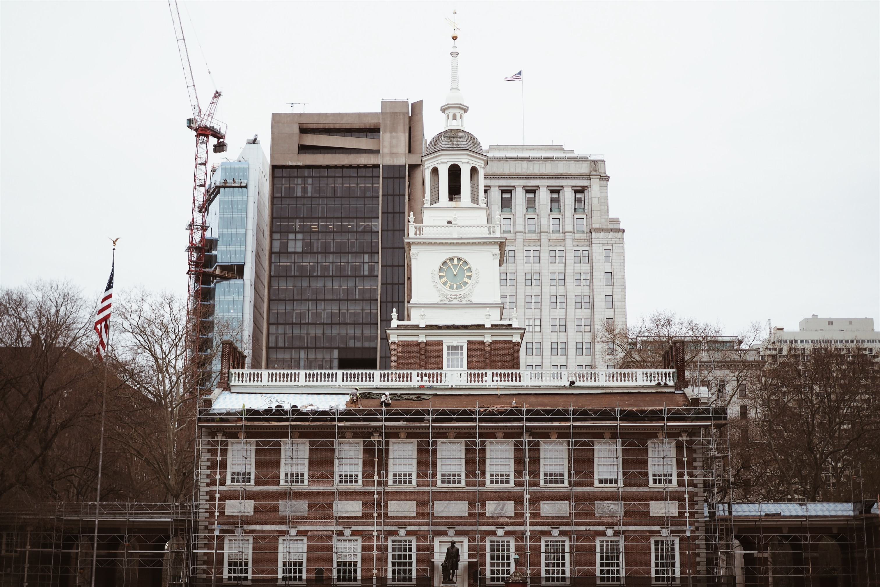 Philadelphie Independance Hall