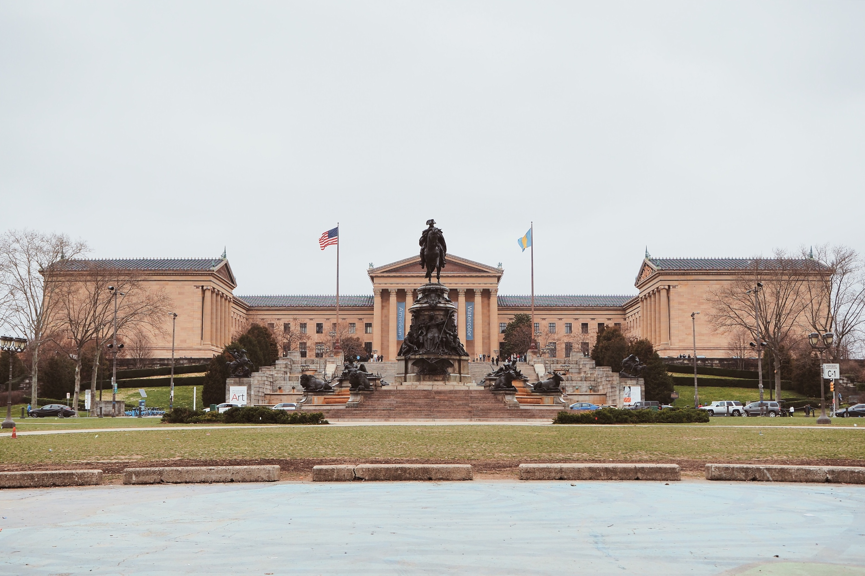 Philadelphie Museum of Arts