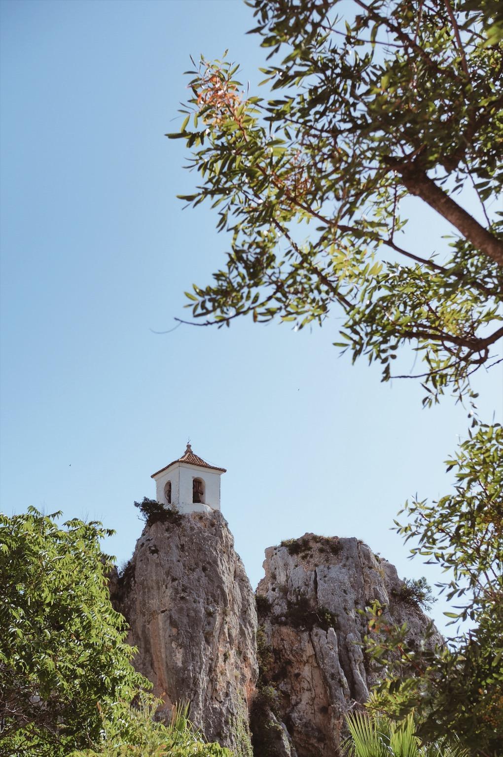Guadalest Espagne