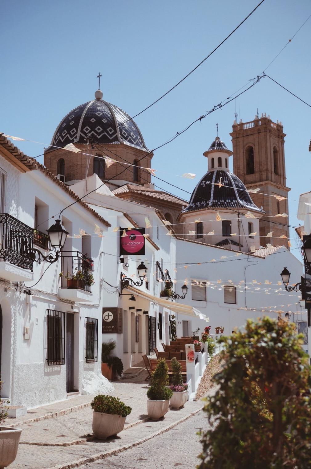 Altea Espagne