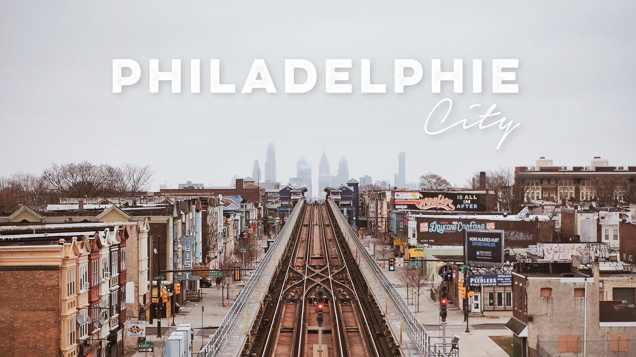Philadelphie city