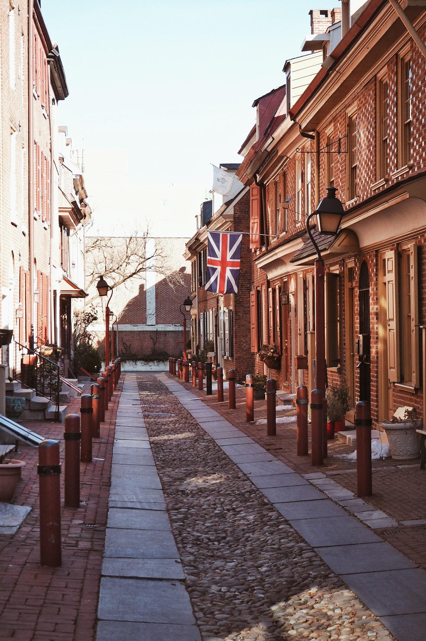 Philadelphie Elfrey's Alley