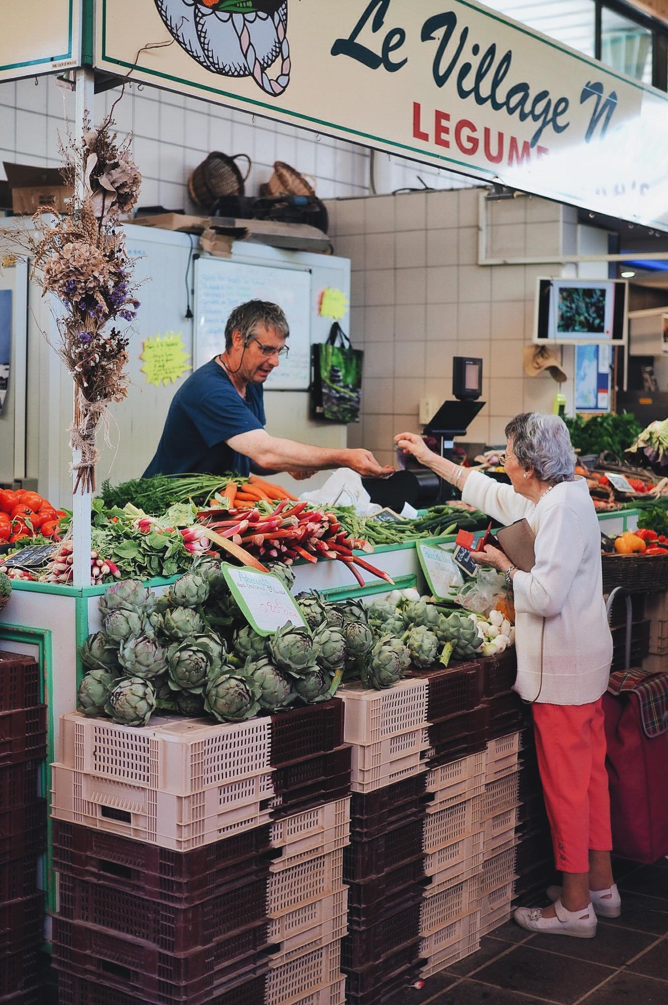 Dinard marché