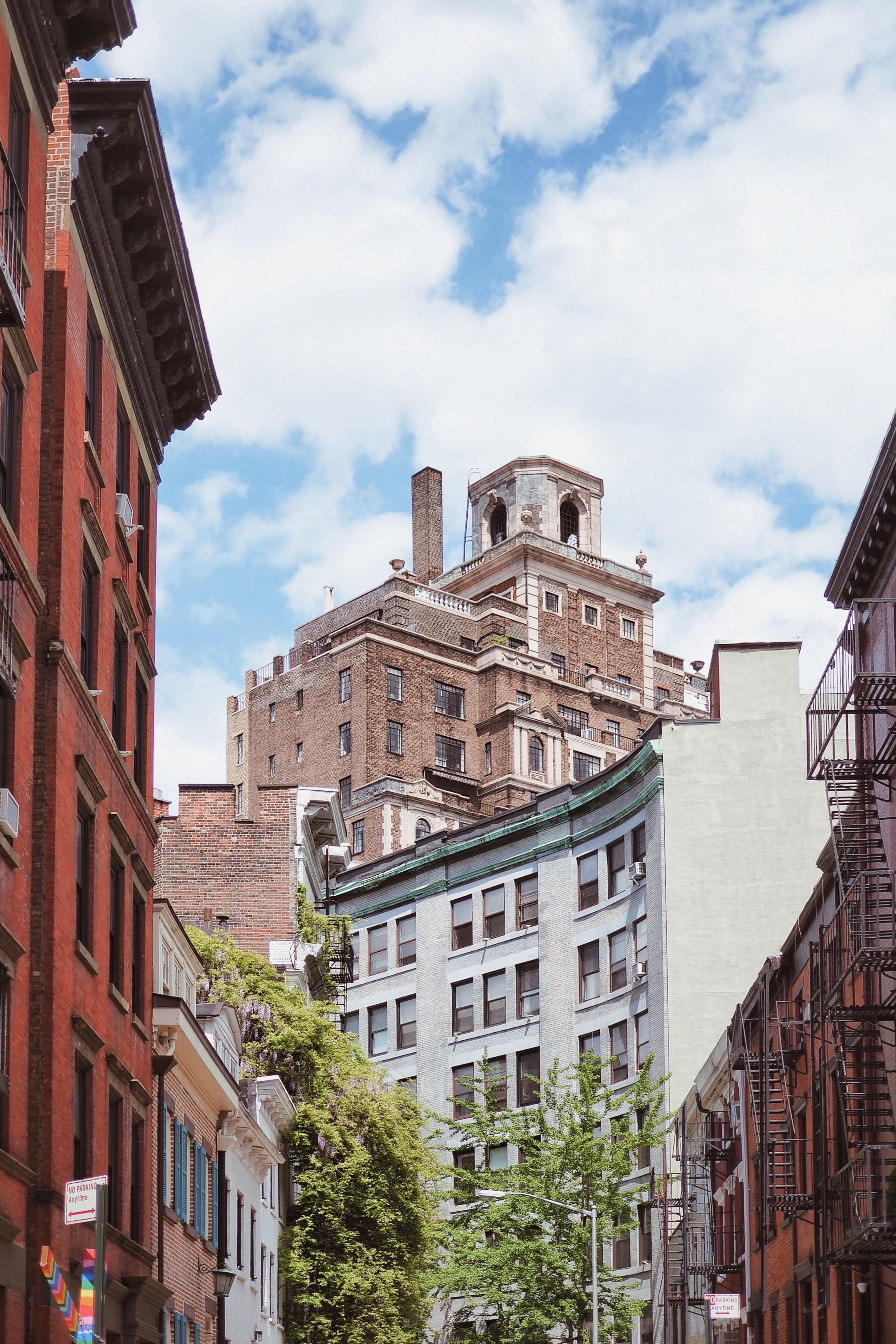 quartier chaud new york